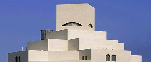 The Museum of Islamic Art, Doha, Qatar.